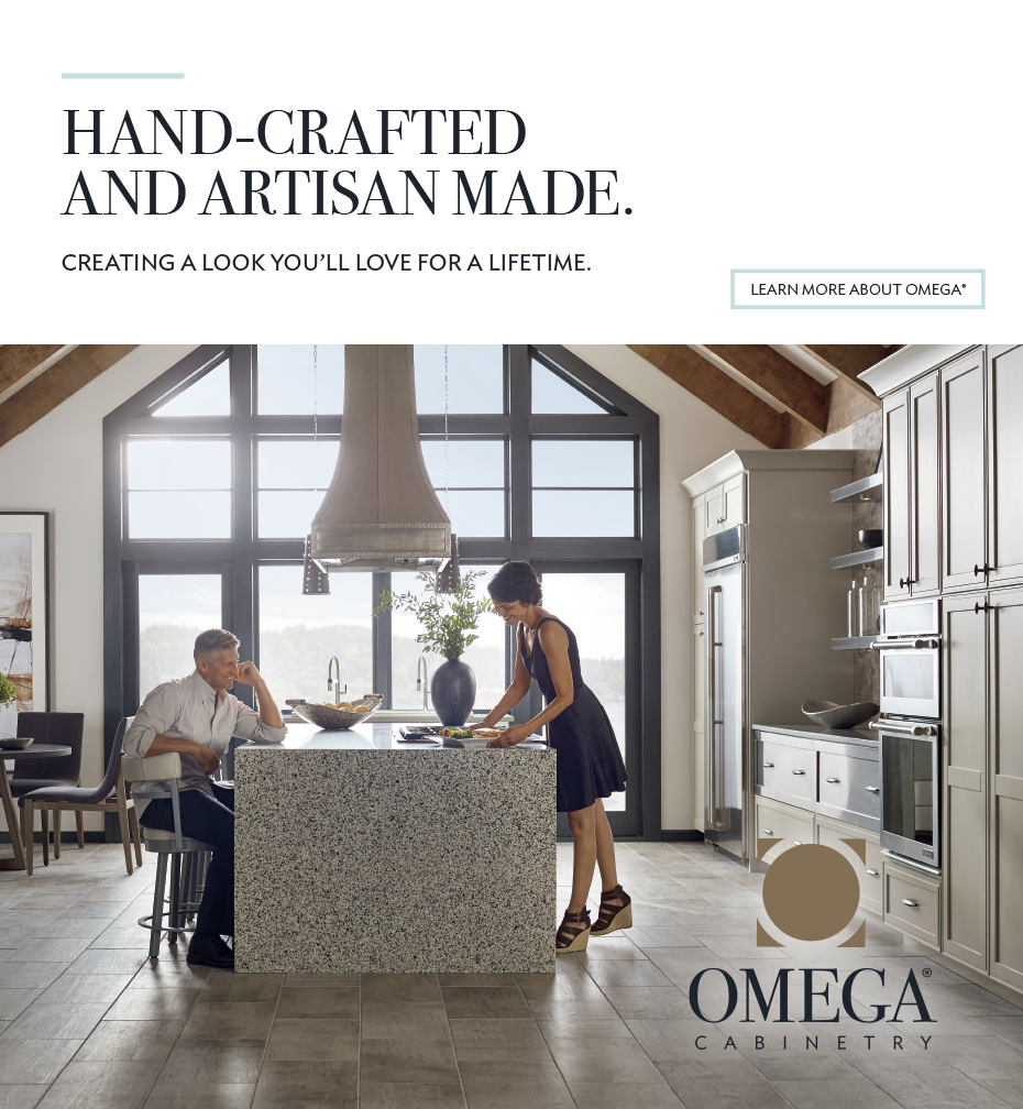 Kitchen Cabinet Brands Reviews: Omega Cabinetry