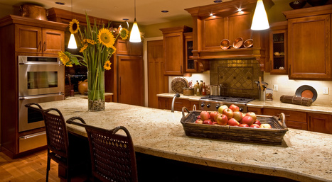 Scary Good Looking Kitchen