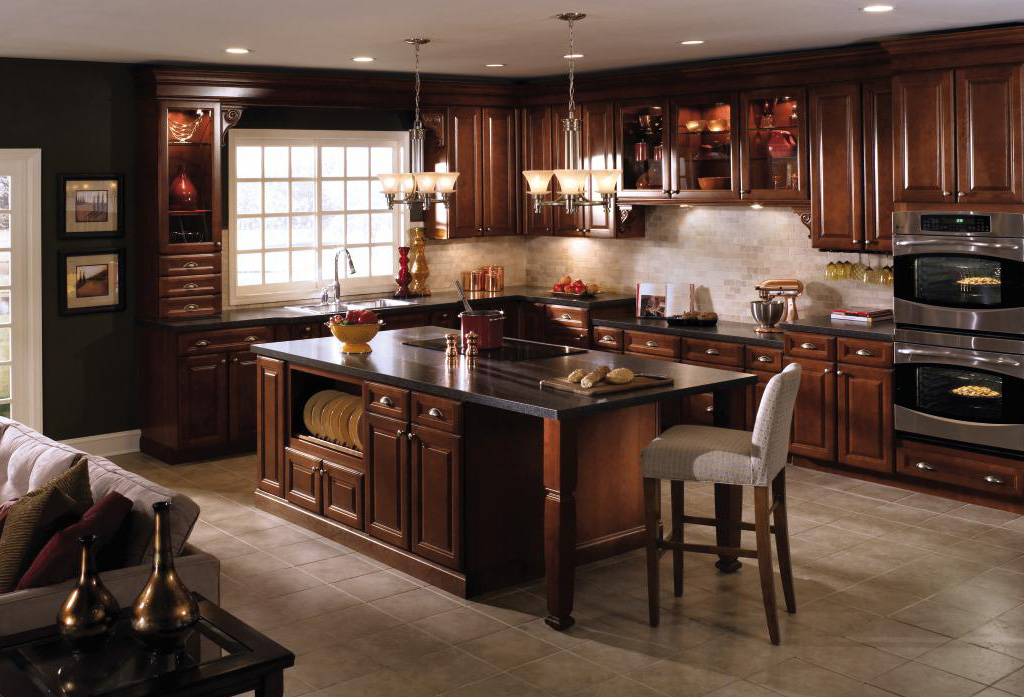 kitchen mobile cabinets