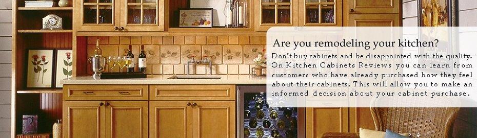 Kemper kitchen cabinet reviews - Honest reviews of Kemper cabinets ...